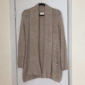 URBAN OUTFITTERS Open Weave Sweater - M